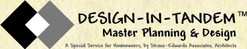 Design-In-Tandem, Master Planning & Design Logo